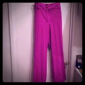 Purple Lane Bryant Trousers